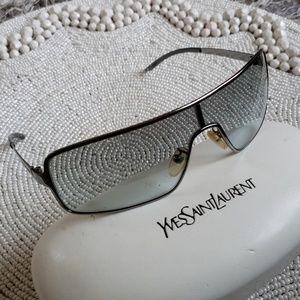 Yves Saint Laurent YSL Sunglasses aviator like